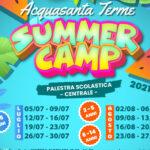 CAMPUS ESTIVO 2021 - Acquasanta Terme