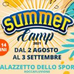 CAMPUS ESTIVO 2021 - Roccafluvione